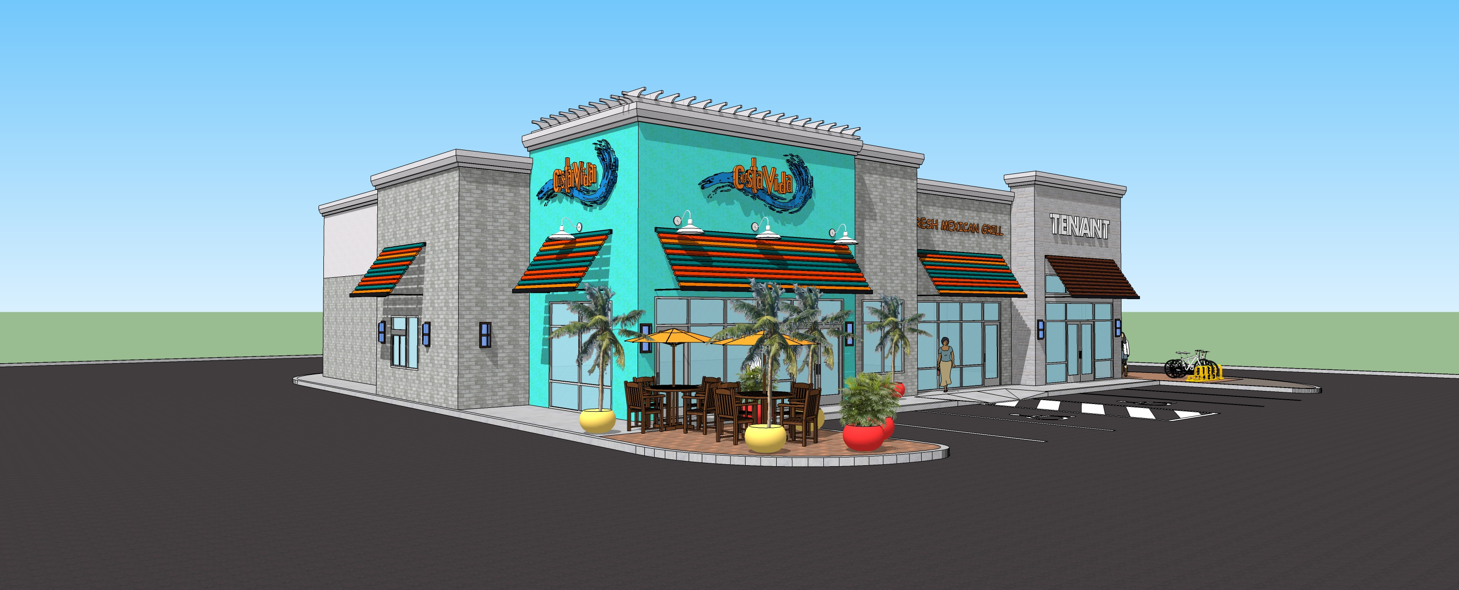 Master Car Wash >> Commercial Site Plan - Commercial Real Estate Site ...